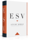 ESV Study Bible, Larger Print